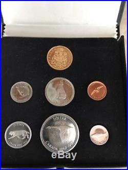 1867-1967 Canada Centennial Gold & Silver Coin Set