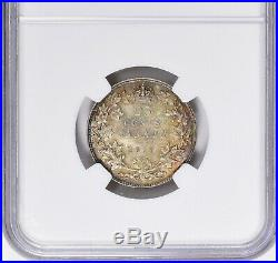 1919 Canada Silver 25 Cents NGC MS-64 25c