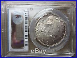 1938 Canada Silver Dollar PCGS MS63