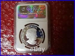 2015 NGC PF69 Bugs Bunny Canada 1oz. 9999 Silver $20 Looney Tunes Coin cartoons