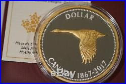 2017 5OZ Big Coin Alex Colville Designs Silver Dollar, Mintage2150, Canada150