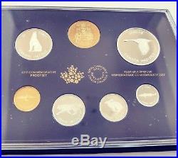 2017 Canada 1867-1967 Commemorative Centennial Silver Proof Set #coinsofcanada