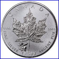 2017 Canada 1 oz Silver Maple Leaf Moose Privy Reverse Proof $5 Coin SKU48568