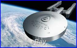 2017 Canada Silver $100 Star Trek U. S. S. Enterprise 10 oz VERY RARE COIN