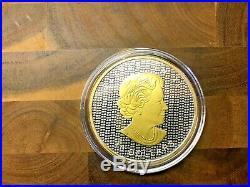 2018 2 oz 9999 Silver Canada 10 Dollar Silver Maple Leaf 30 Year Anniversary