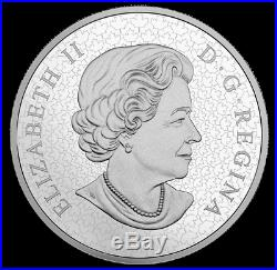 2018 Canada 10 oz Sculpture Silver Coin, Superman Last Son of Krypton