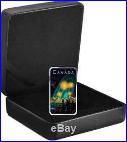 2019 CANADA $20 SHAG HARBOUR Glow-in-the-Dark 1oz Proof Silver UFO Coin#2