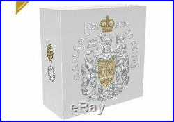 2019 Canada Masters Club Half Dollar 60th Anniversary 99.99% Pure Silver Coin