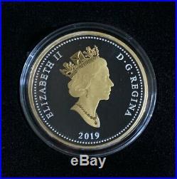 2019 Canada Masters Club Peacekeeping Renewed Silver Dollar 2oz Proof In Stock