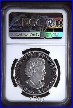 2019 PRIDE OF TWO NATIONS SET NGC REV PF70 First Day of Issue RCM Canada Set