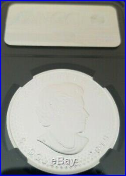 2019 Pride of Two Nations 2 Coin Silver Set-Canada Set NGC PF70 FDI Signed Set
