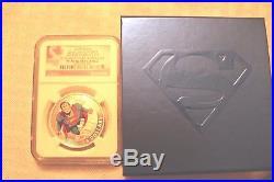2- PF70 2014 Canada $20 Fine Silver Coin Iconic Superman Superman Annual #1
