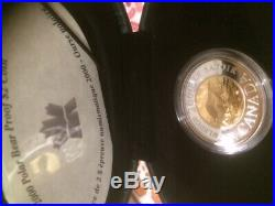 8 canada silver and gold coin lot RCM no tax