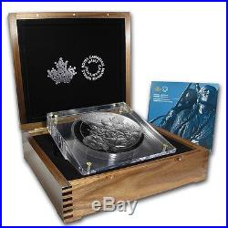 Canada 2014 500$ Canadian Monuments National Aboriginal Veterans 5 kg Silver